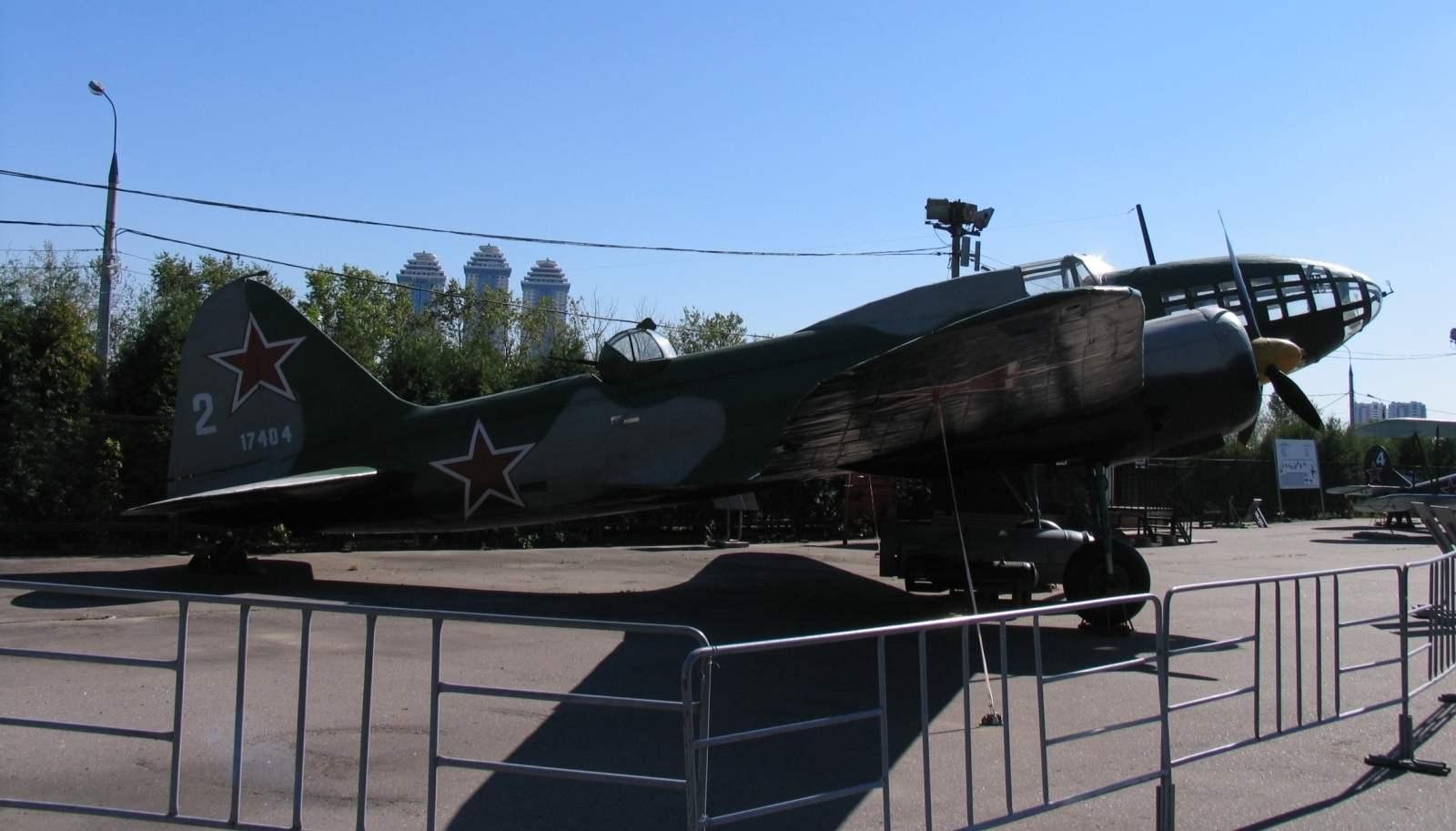 Самолет Ил-4
