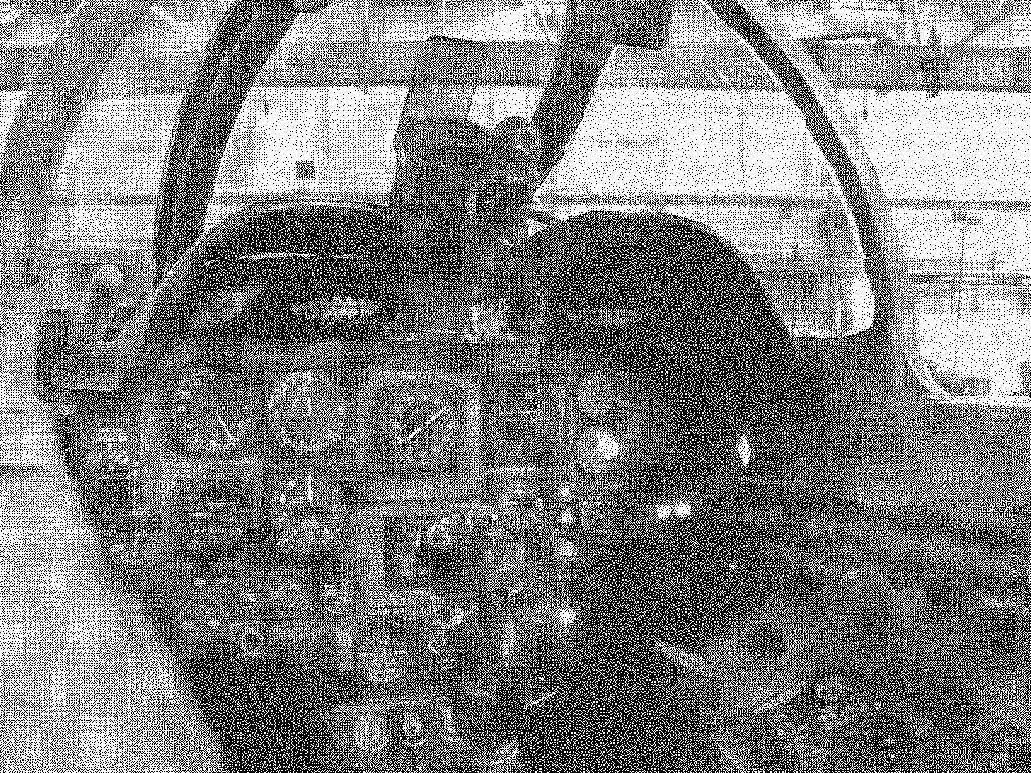 Оборудование кабины G.91R-1