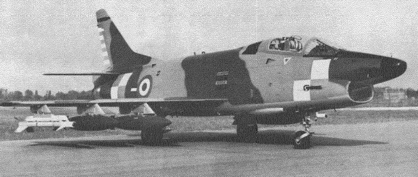Предсерийный экземпляр G.91Y
