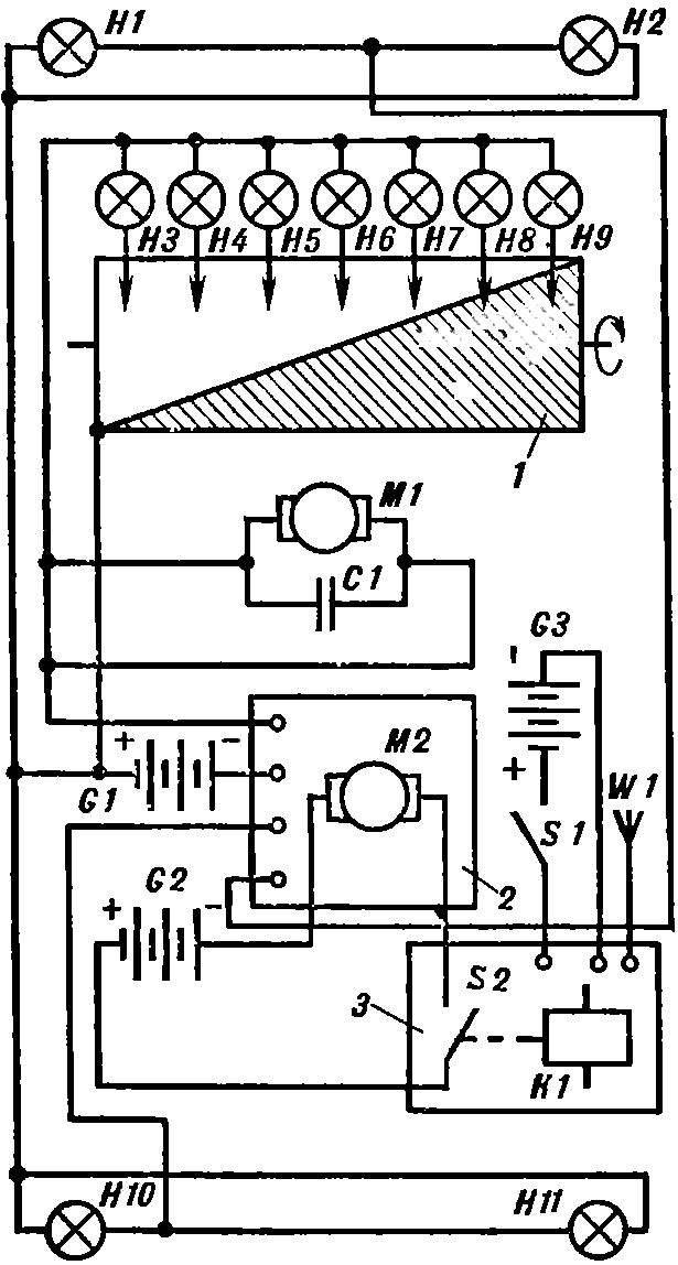Рис. 2. Функциональная схема
