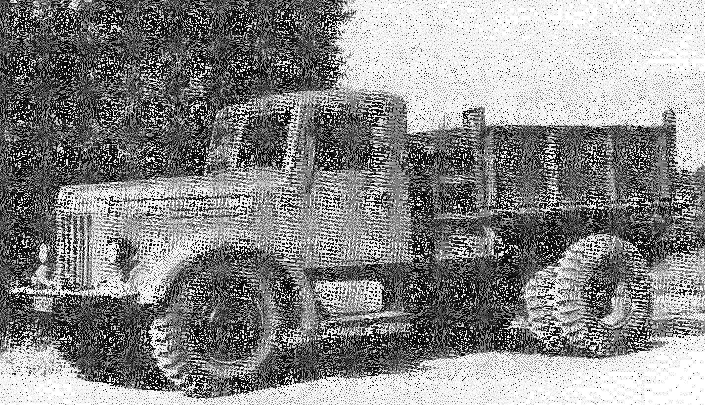 Автомобиль-самосвал МАЗ-205 грузоподъёмностью 6 т.