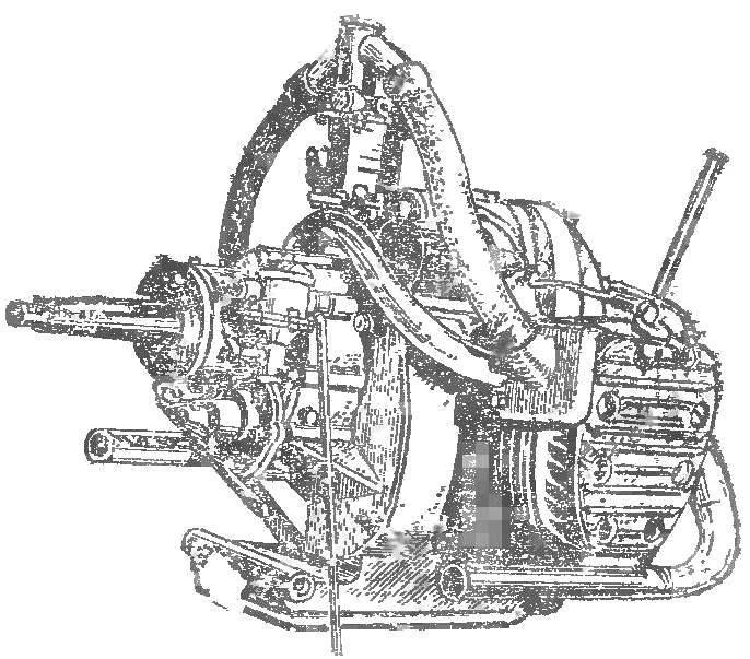 Рис. 1. Редуктор ПВ-1.