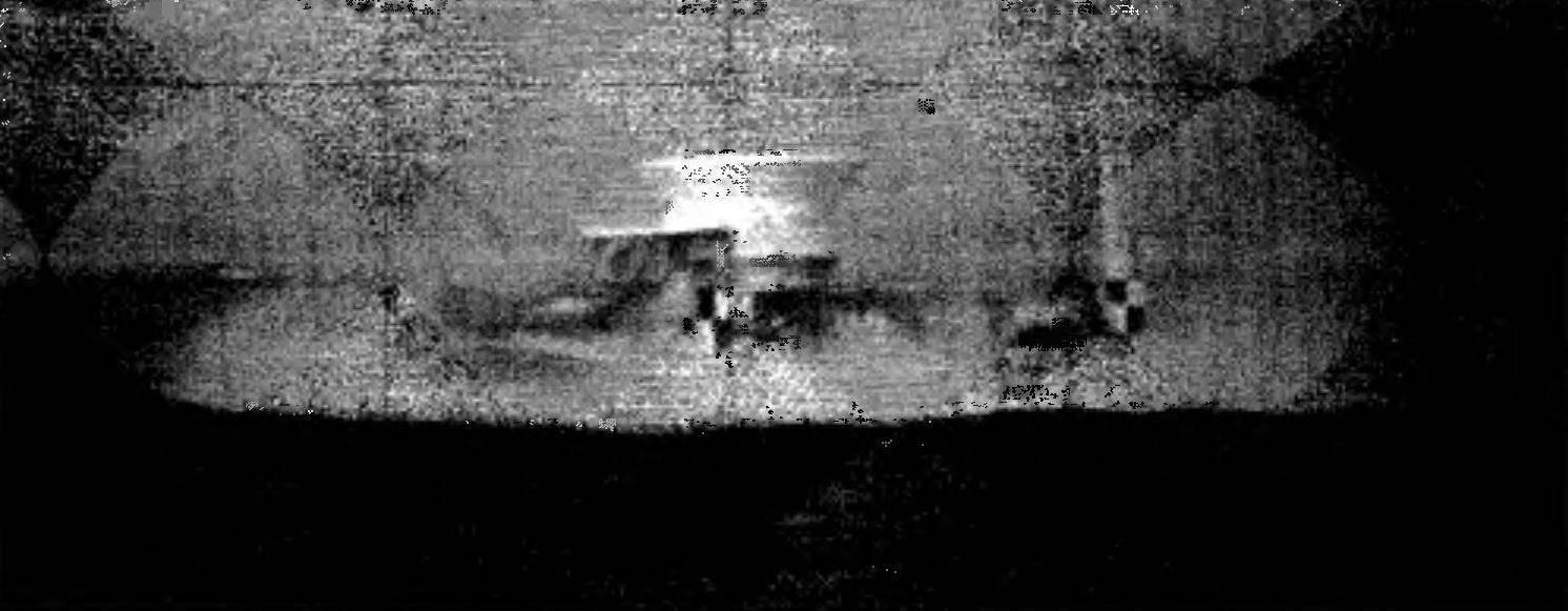 Ховеркрафт SR.N1, построенный фирмой «Саундеч Ро», пилотируемый К.Коккереллом, совершает переход через пролив Па-де-Кале