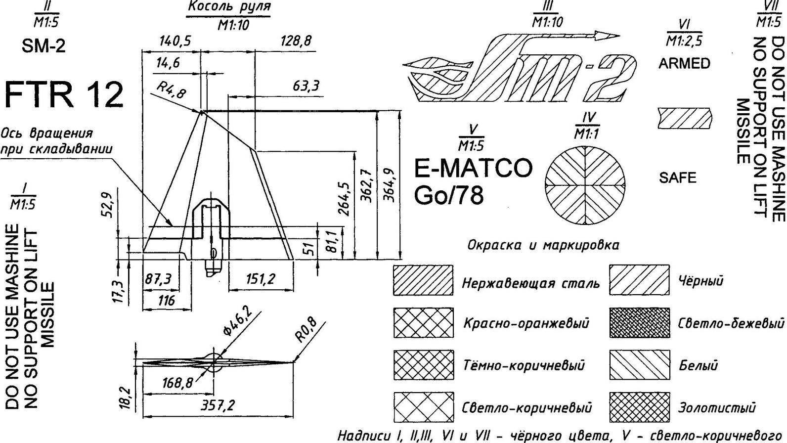 ЗУР «Standart-66C»