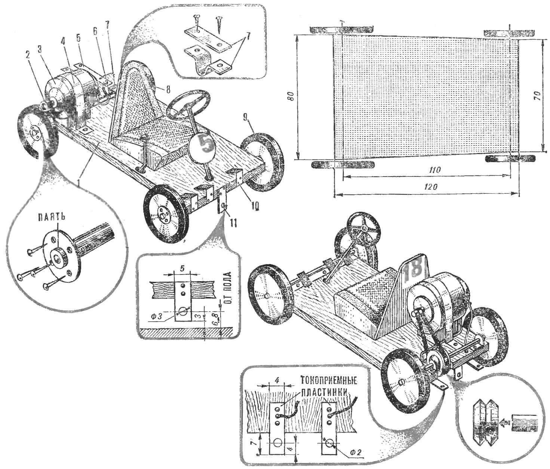 Рис. 1. Модель класса А