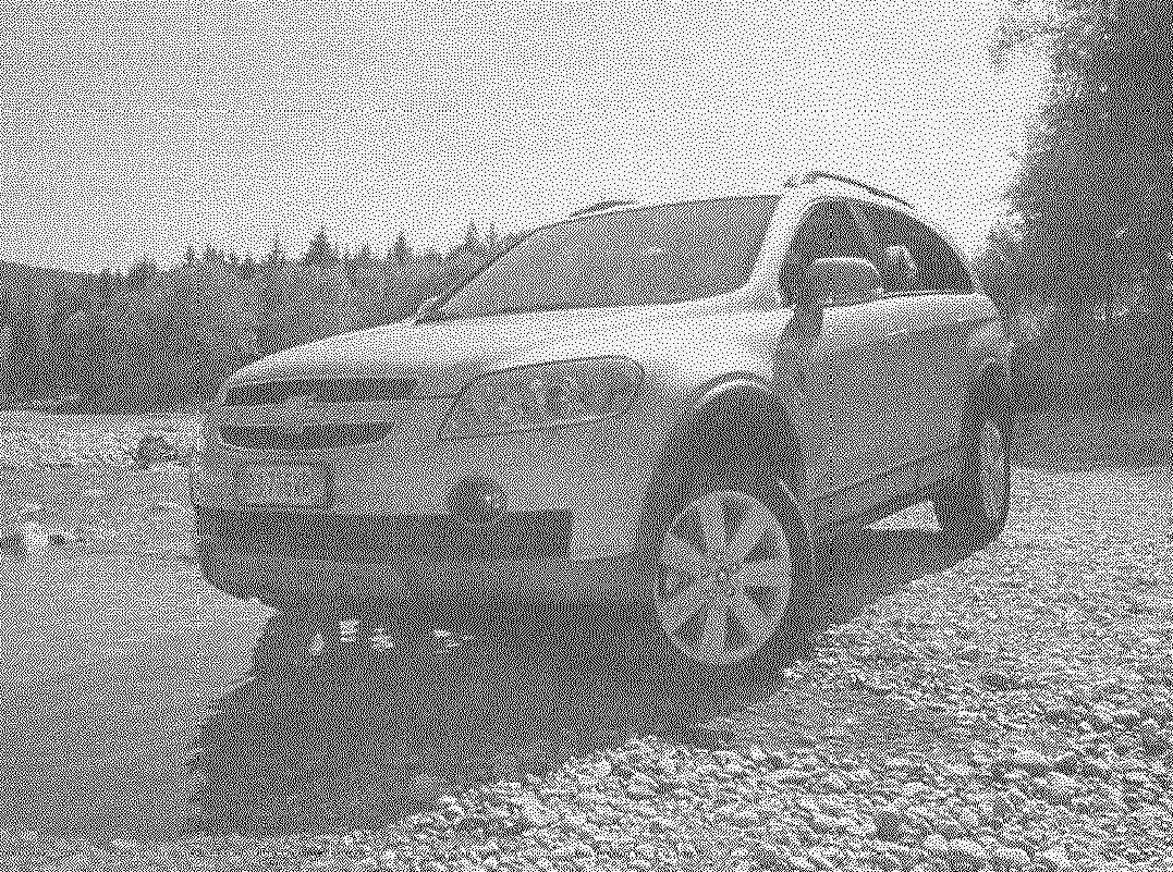 Сухой просёлок — вполне преодолимая трасса для «паркетного внедорожника» Chevrolet Captiva