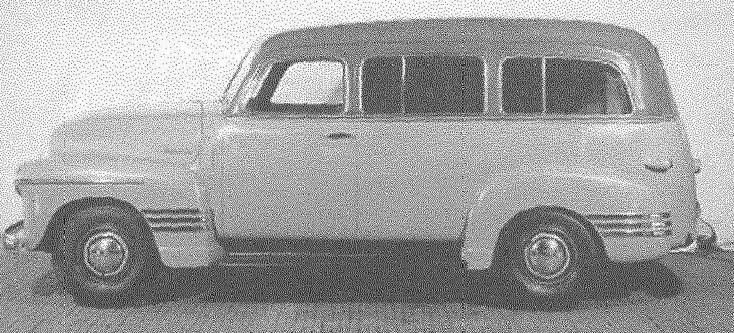 Восьмиместный Chevrolet Tracks выпуска 1947 года — предшественник «больших универсалов»