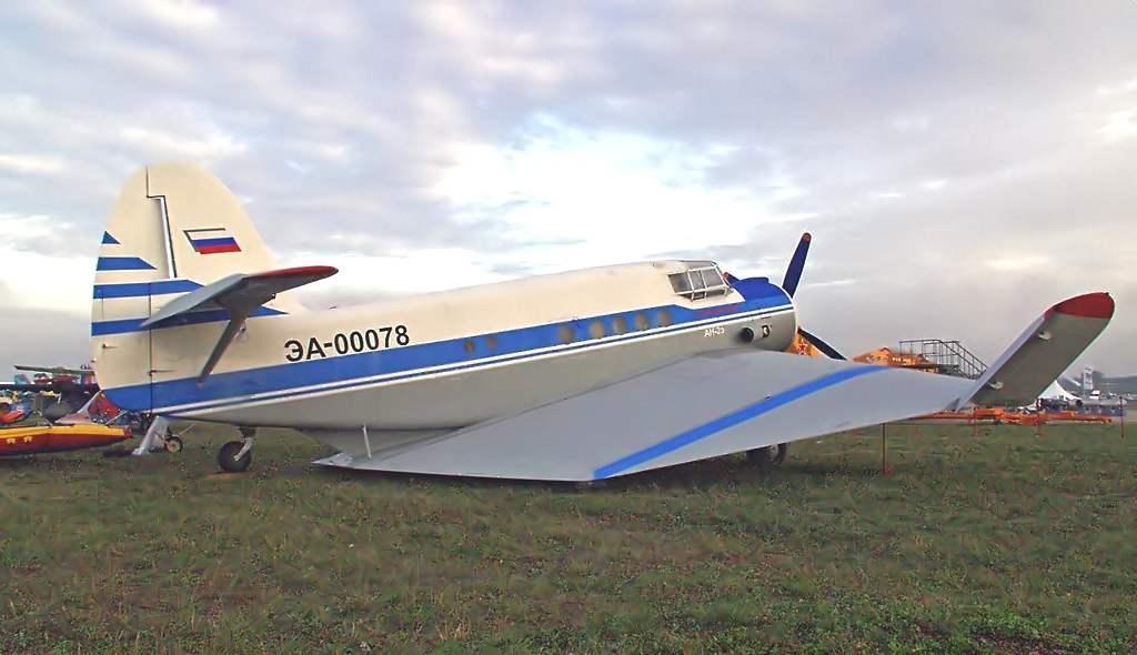 АН-2Э