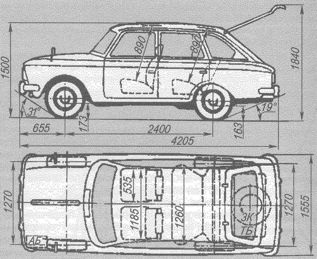 «ИЖ-Комби»—первый советский хэтчбек производства Ижевского машиностроительного завода на базе «408-го»