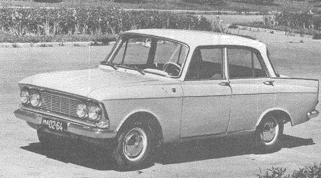 «Москвич-408Э»— экспортная модификация