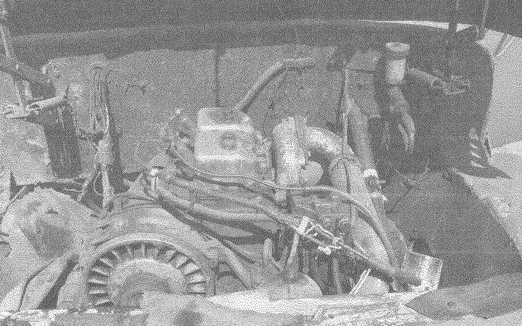 Под капотом — дизельный двигатель от трактора Т-16