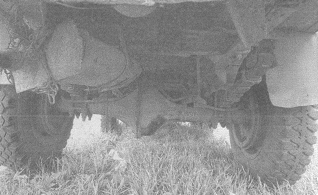 Укороченный задний мост грузовика ГАЗ-51 на тракторомобиле