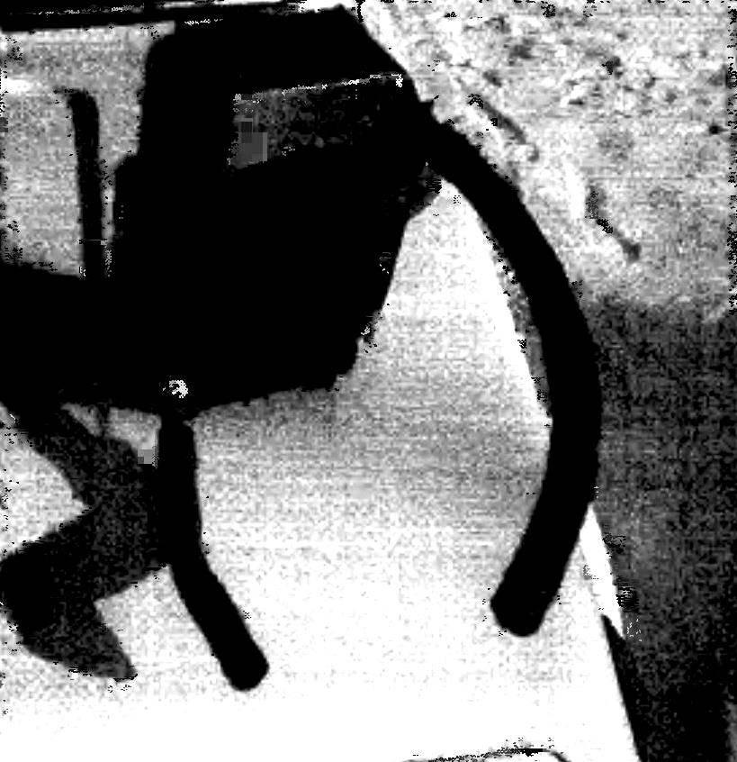 Радиатор системы охлаждения двигателя снегохода