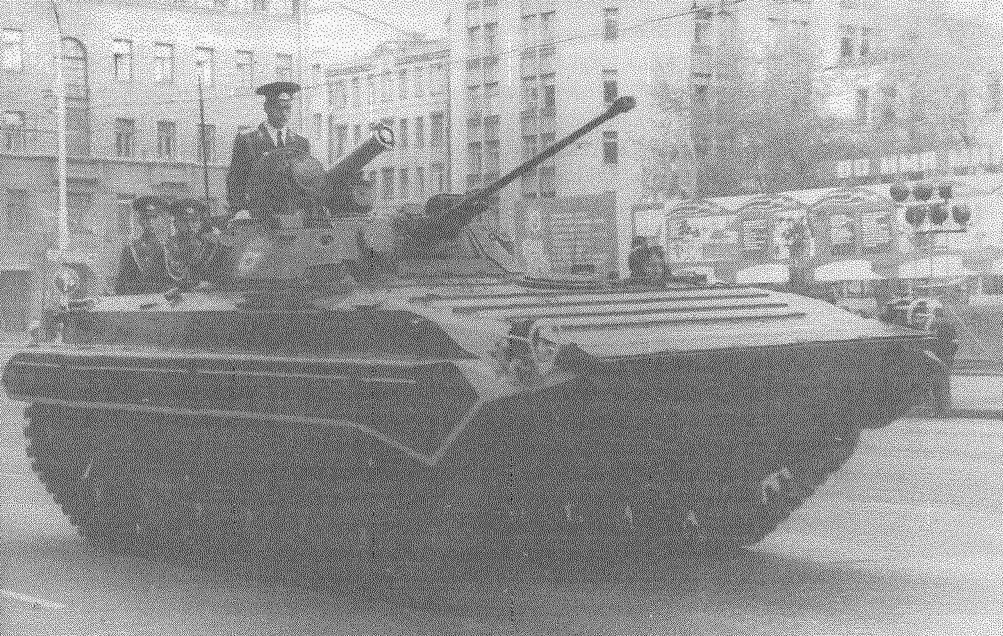 БМП-2 на параде