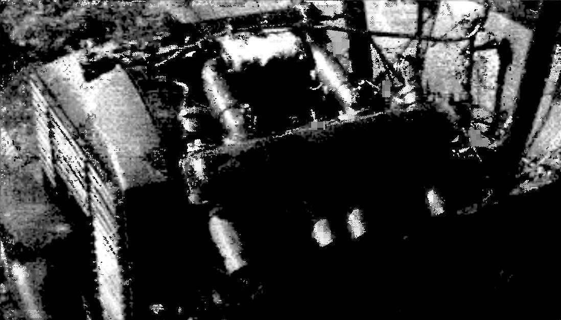 Мотор «Испано-Сюита» 8FB и водяной радиатор.