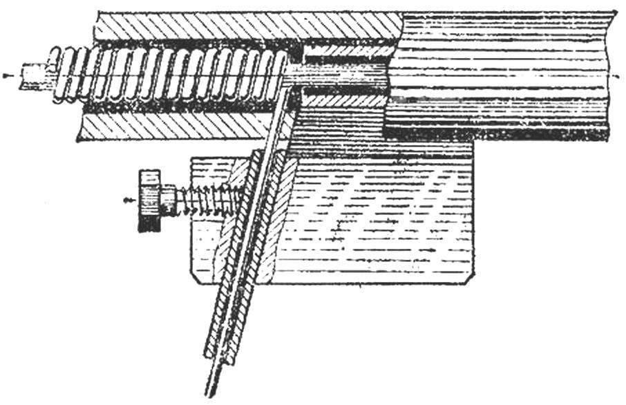 Стол-тележка с приспособлением