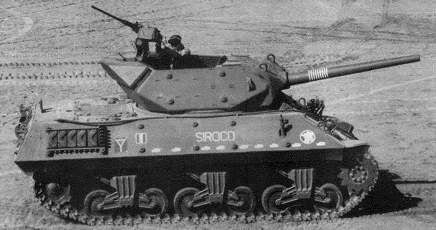 Истребитель танков М10