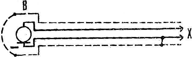 Рис. 2. Электрическая схема микрофона.