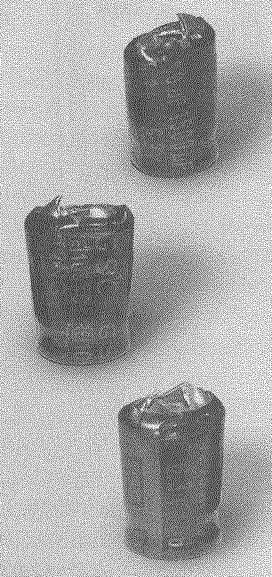 Вышедшие из строя оксидные конденсаторы по питанию, выпаянные с материнской платы ПК