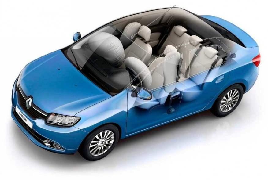 Дорогие версии автомобиля оснащены подушками безопасности и ремнями с преднатяжителями для водителя и переднего пассажира