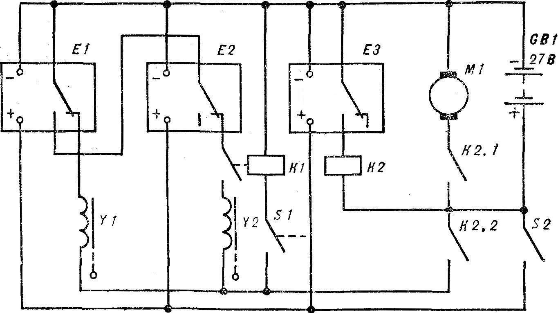 Рис. 1. Функциональная схема: