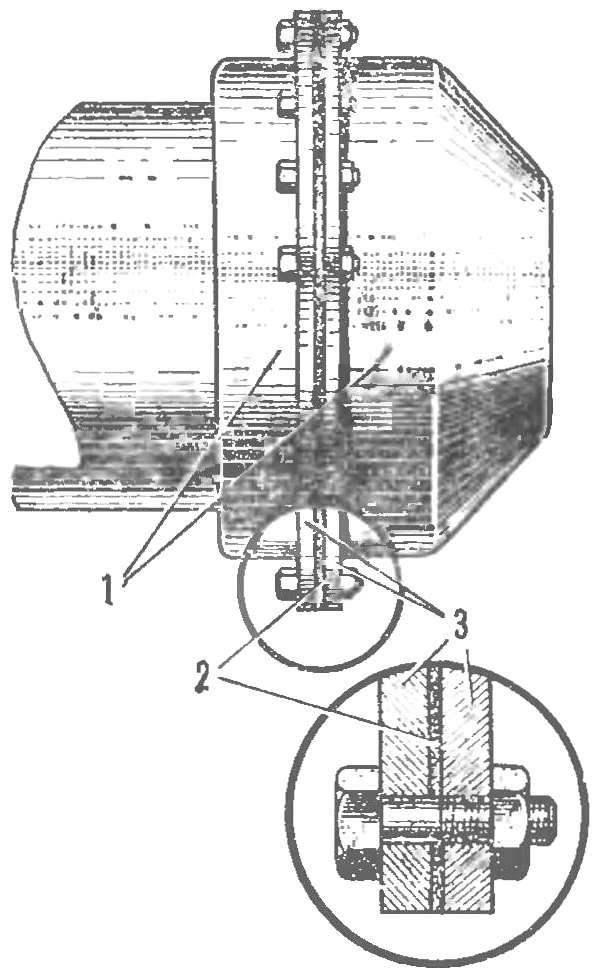 Фланцевый хладоагрегат