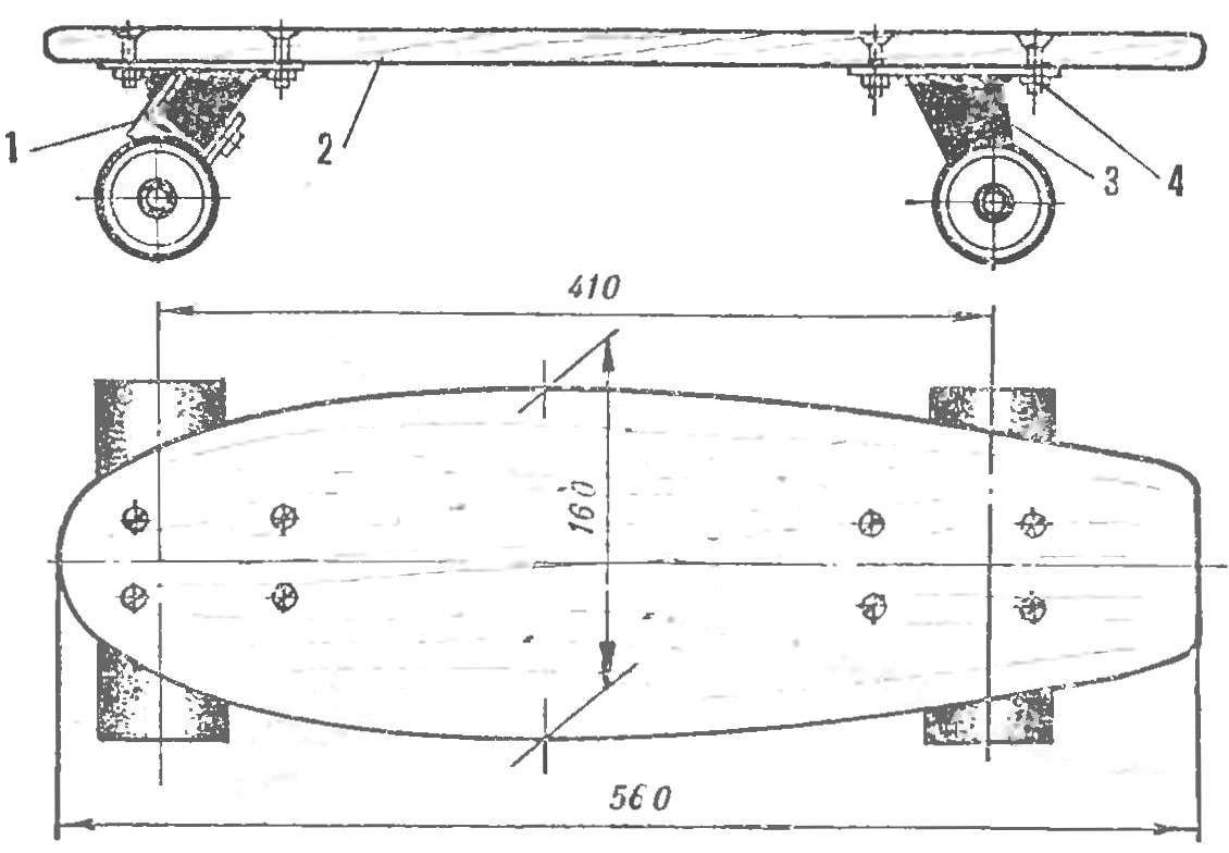 Рис. 1. Общий вид асфальтового серфера