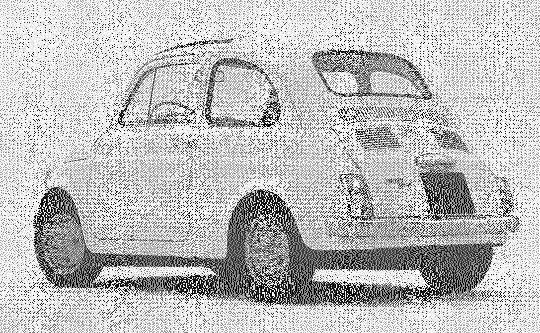 Вторая реинкарнация «пятисотого» — микролитражный автомобиль FIAT-500 Nuova выпуска 1957 года, получивший у итальянцев второе имя — Bambino