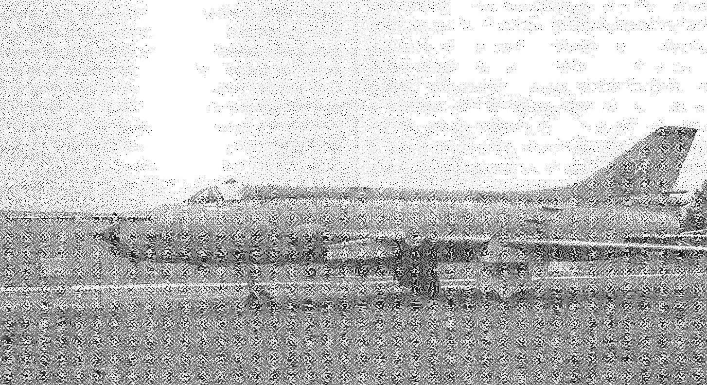Су-17М — дальнейшее развитие Су-17