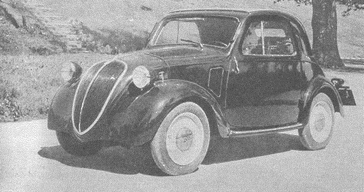 FIAT-500 Topolino первой серии выпуска 1936 года