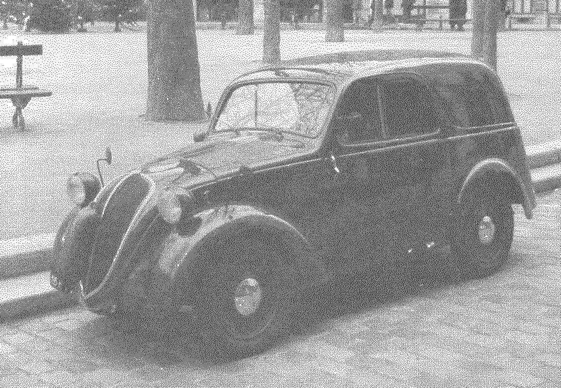 Фургон на базе FIAT-500 Topolino первой серии
