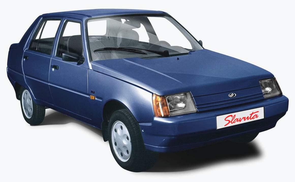 Автомобиль ЗАЗ-1103 «Славута»