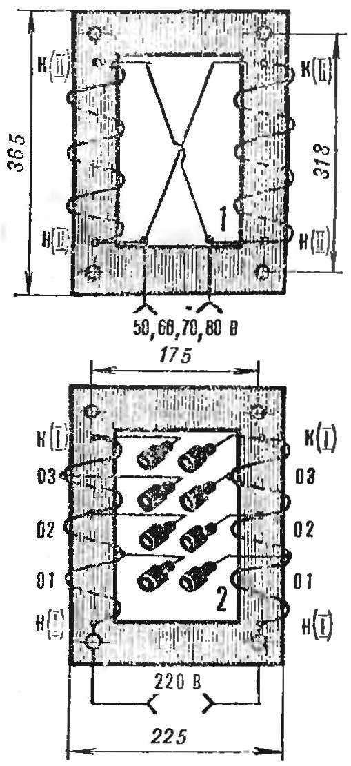 Fig. 2. Transformer