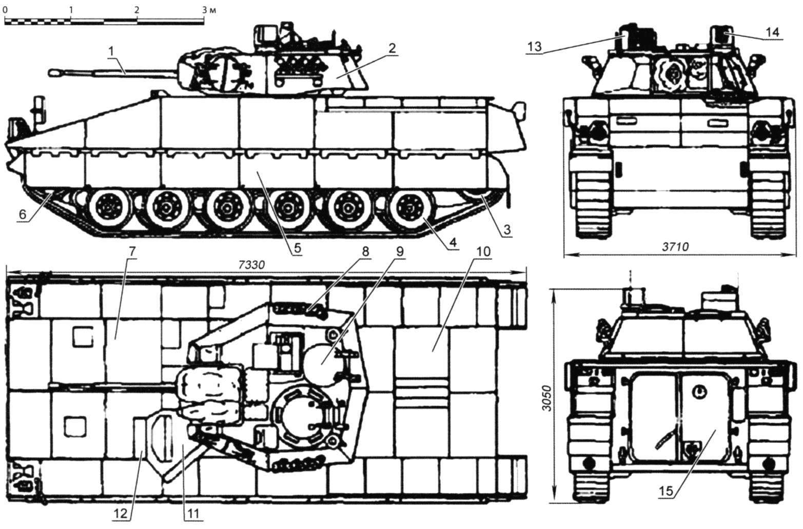 Version of the BMP