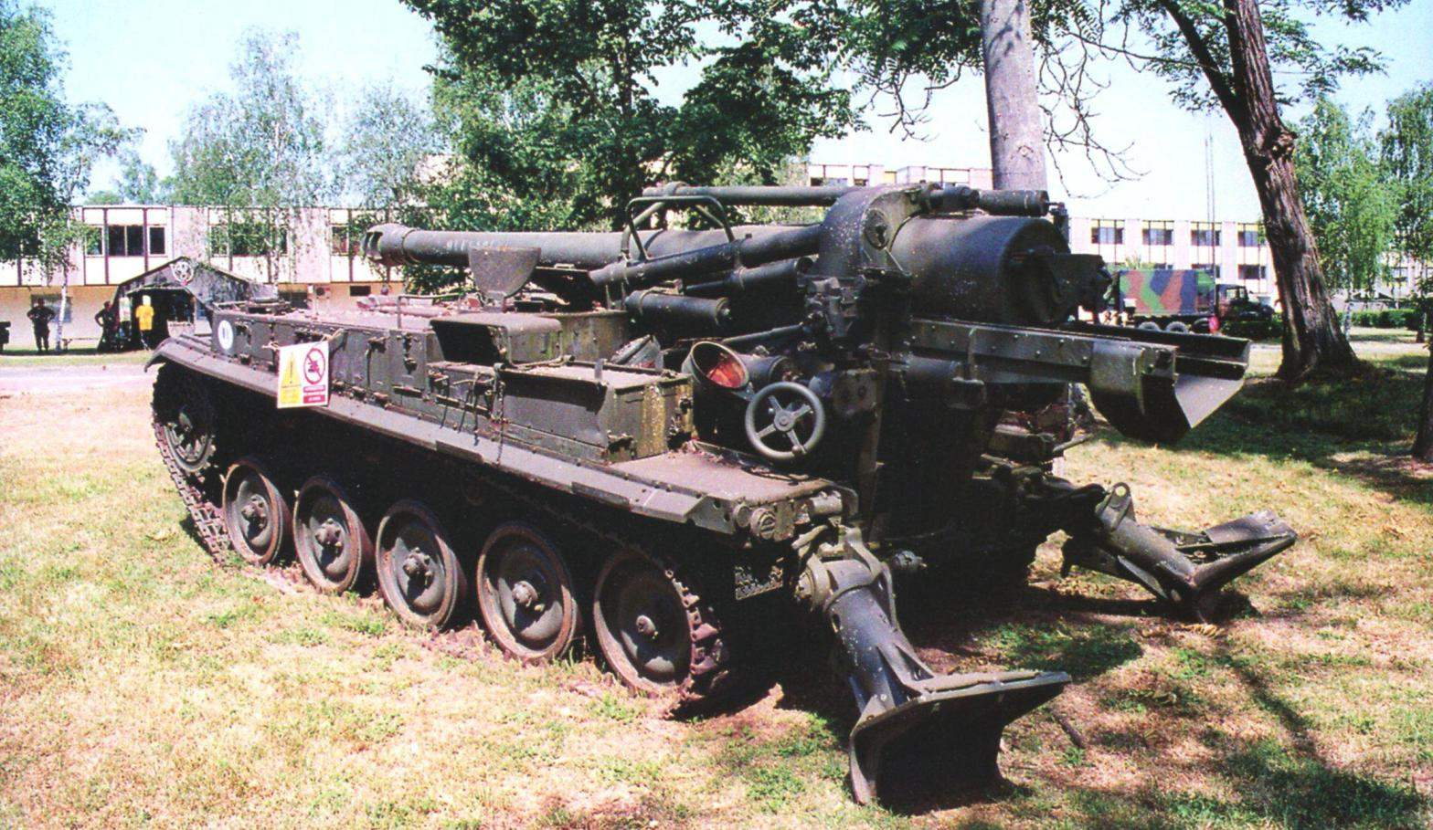 TANK, WHICH