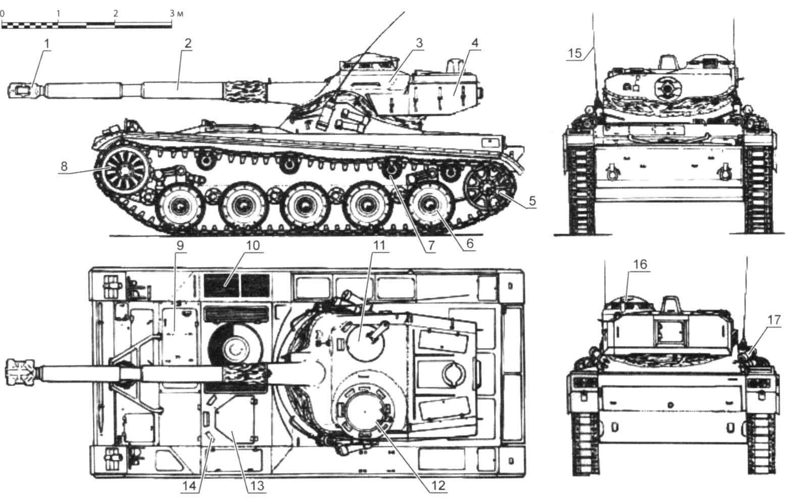 Лёгкий танк АМХ-13