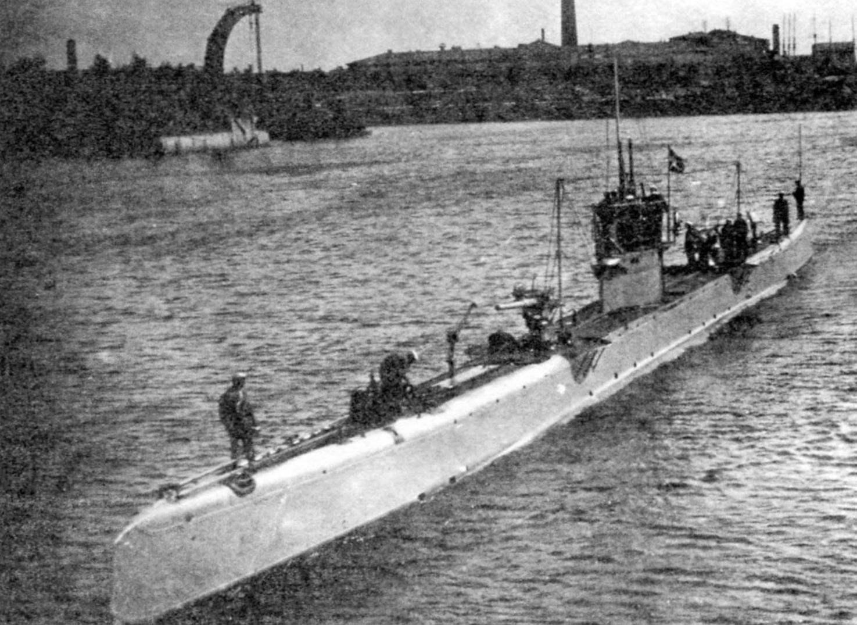 Подводная лодка «Пантера»