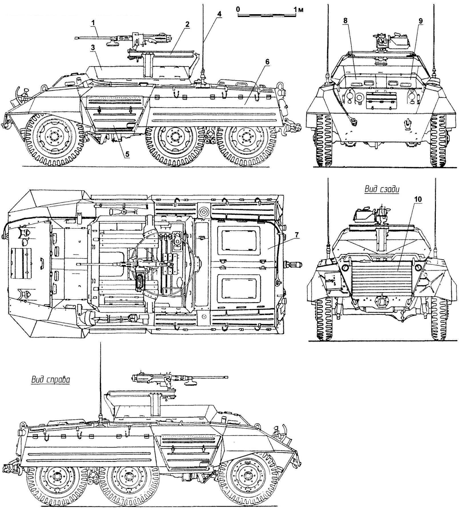 Armored Car M20