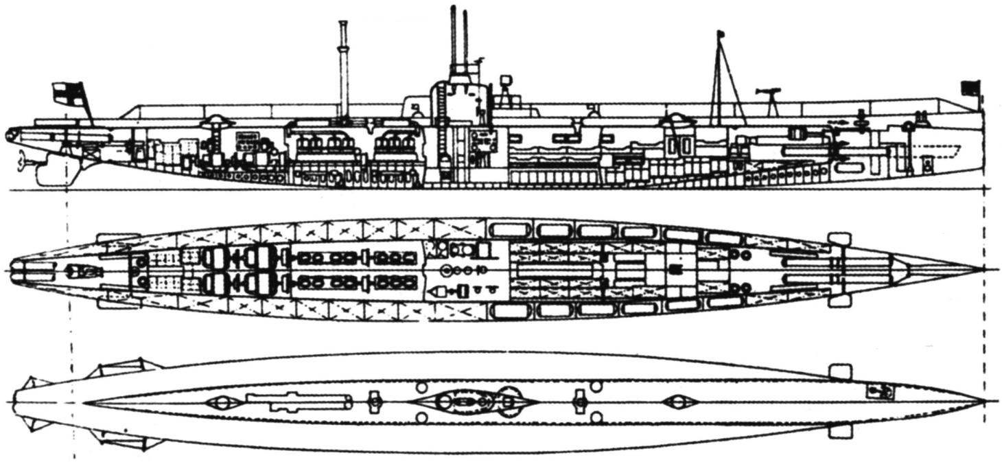 Подводная лодка «U-13», Германия, 1911 г.