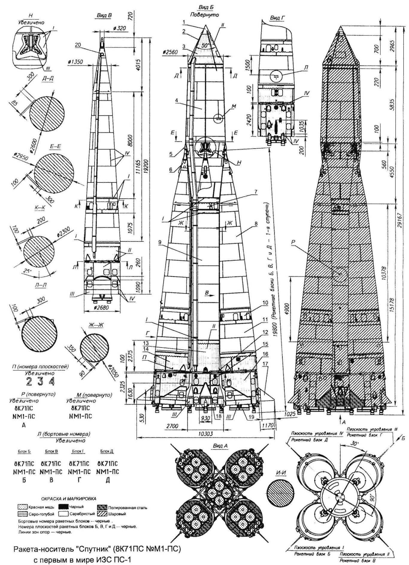 Ракета-носитель «Спутник»