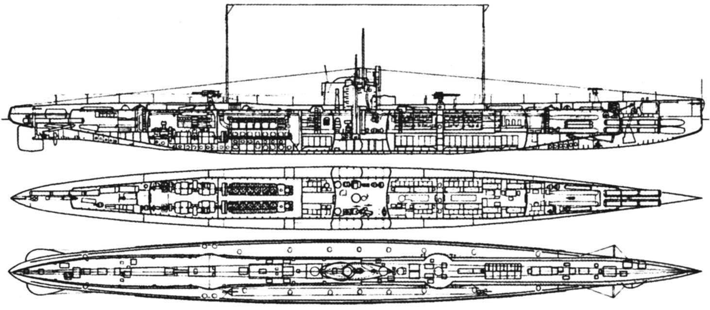 Подводная лодка «U-66» («Тип UD»), Германия, 1916 г.