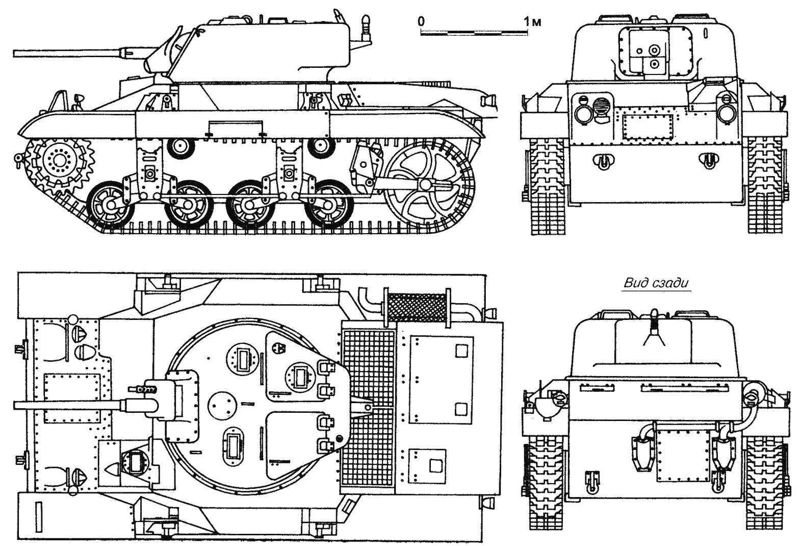 Авиадесантный танк М22