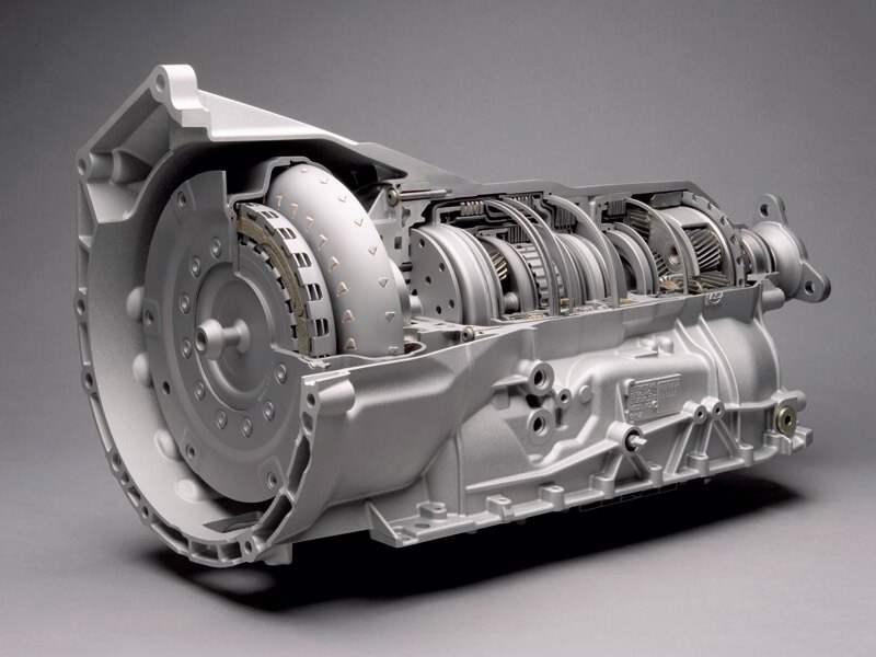 Новая шестиступенчатая АКПП типа ZF по сравнению с «автоматом» предыдущего поколения обладает удвоенной скоростью срабатывания