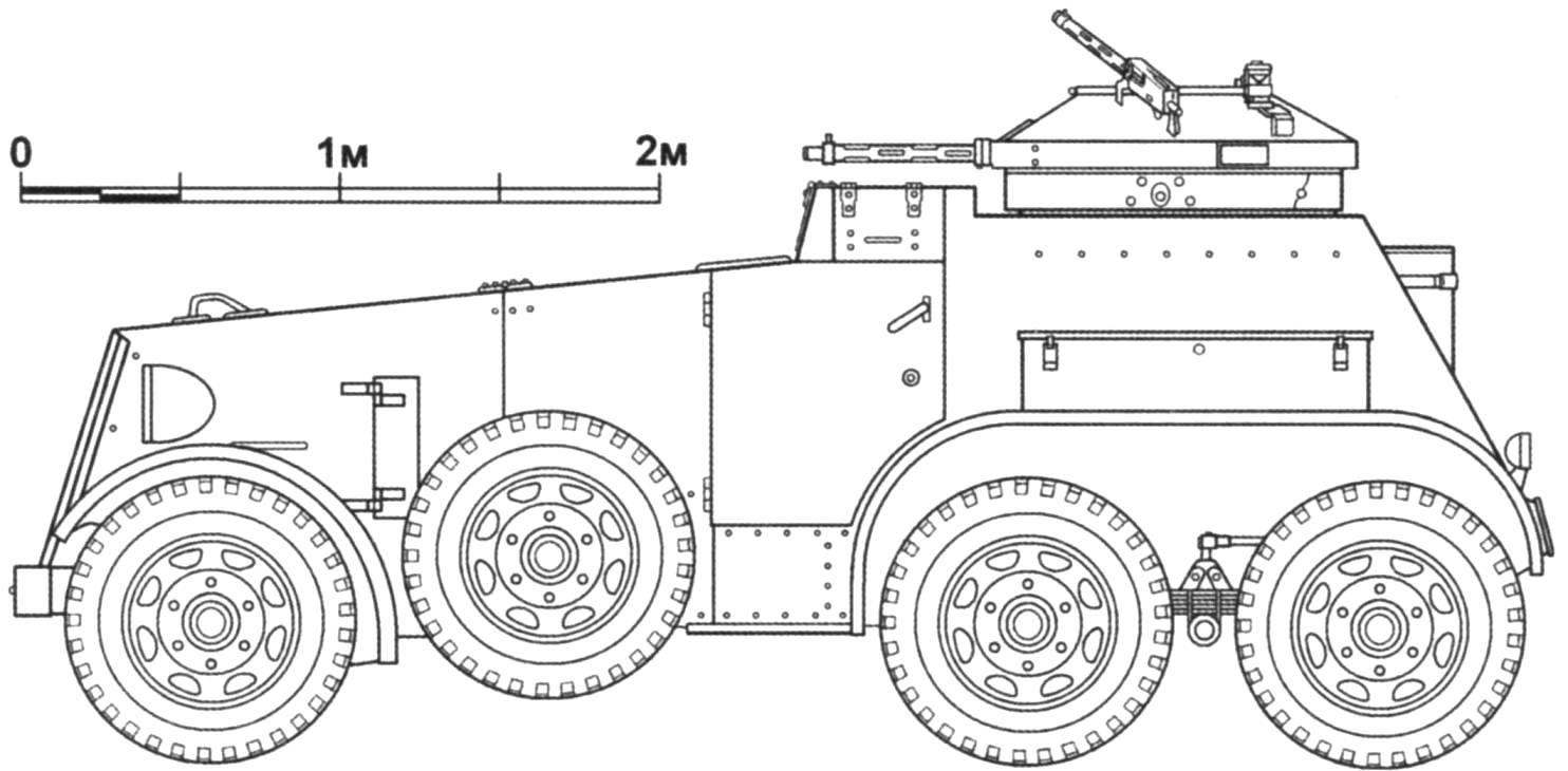 T4 Armored Car