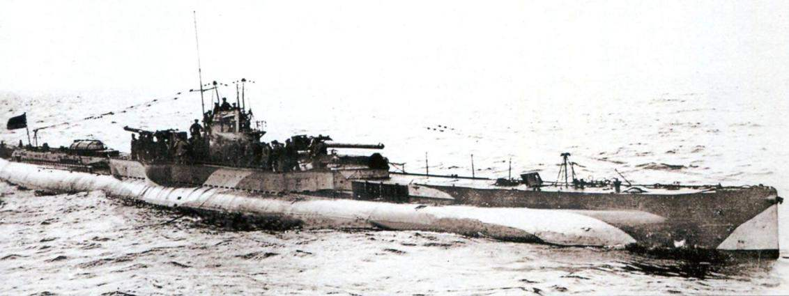 подводная лодка u-155