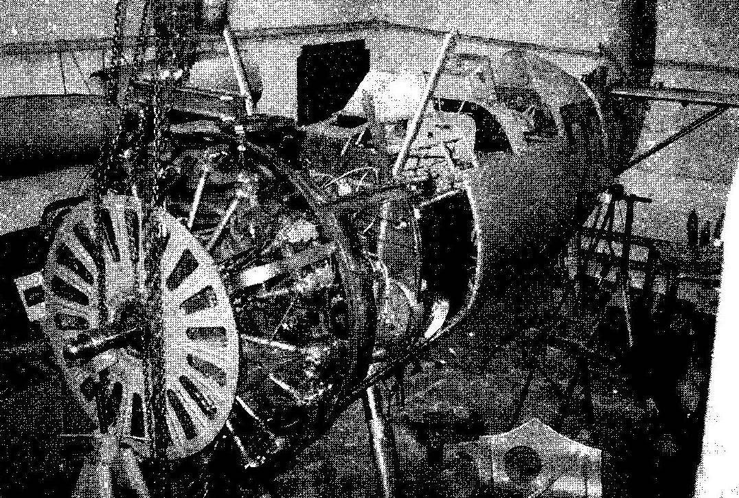 Сборка истребителя И-153 «Чайка»