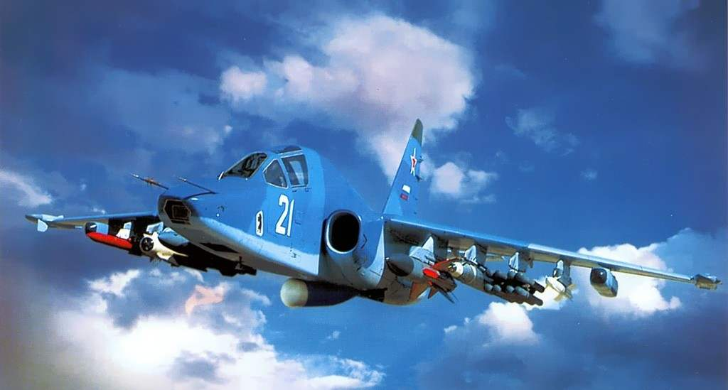 WINGED WAGON SU-25TM