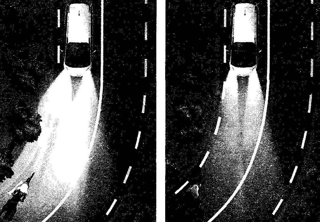 В качестве отдельной опции на Citroen С4 Picasso могут устанавливаться поворотные биксеноновые фары, способные на вираже освещать мертвую зону внутренней его части