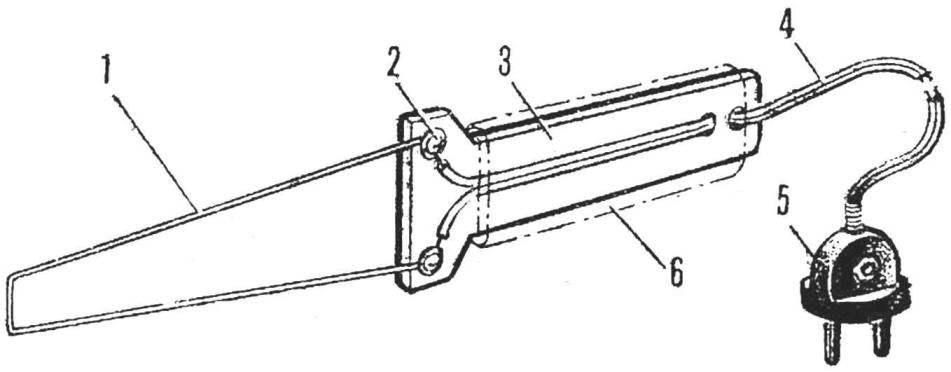 Fig. 1. Device tormaresca