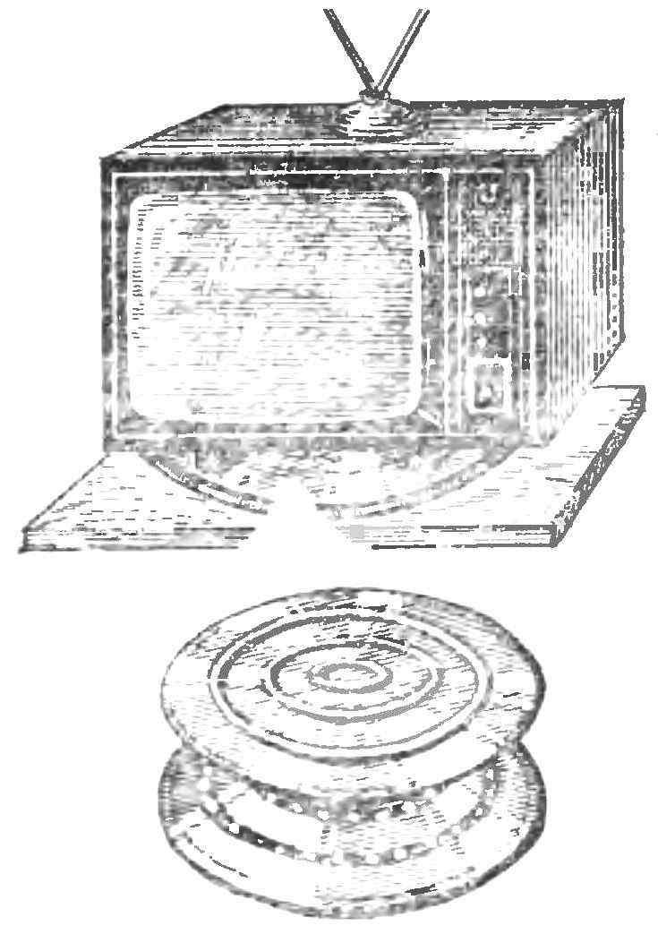 IN THE SIMULATOR — TV